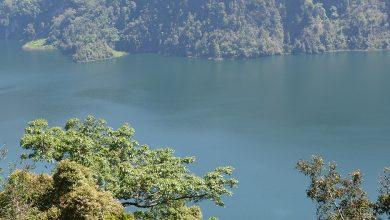 Photo of Lake Ngosi