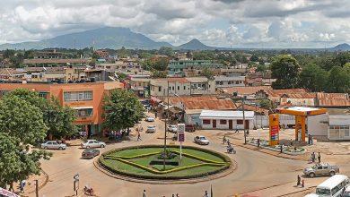 Photo of Morogoro Town