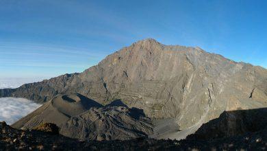 Photo of Mount Meru